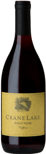 Crane Lake Pinot Noir 2014 750ml - Case of 12